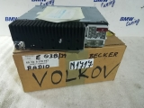 BMW 3 E46  RADIO BECKER TMC
