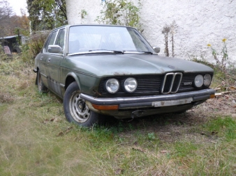BMW E12 520 4 Válec M10 Manual